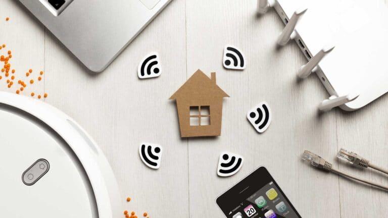 pole elektromagnetyczne w domu